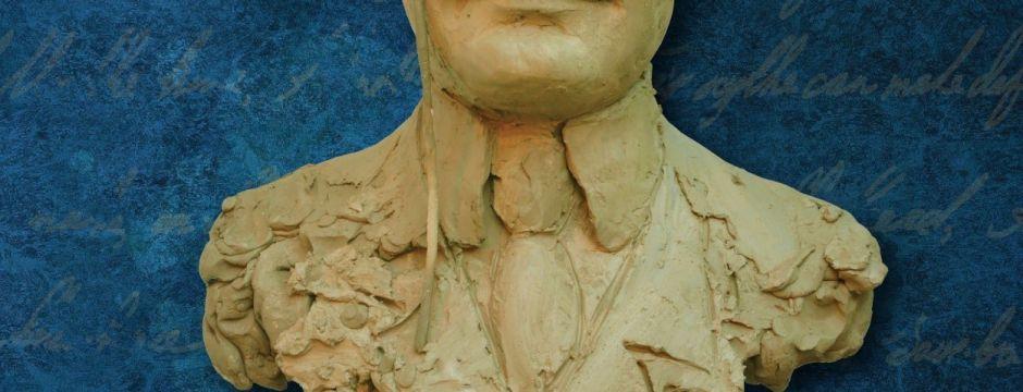 Doprsni kip in monografija – poklon dr. Karlu Verstovšku (1871-1923) – znamenitemu Velenjčanu in zaslužnemu slovenskemu politiku ob 145. obletnici rojstva