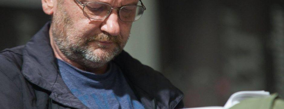 Ob svetovnem dnevu poezije (21. marec): pesniški pogovorni večer s Petrom Semoličem – dobitnikom Lirikonfestove nagrade velenjica-čaša nesmrtnosti 2016
