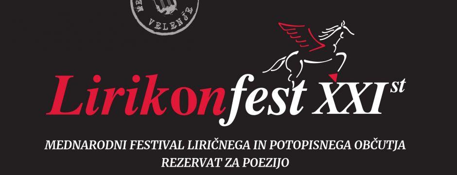 Program 17. Lirikonfesta Velenje 2018 – Akademije Poetična Slovenija 2018 (30. in 31. maj ter 1. junij)