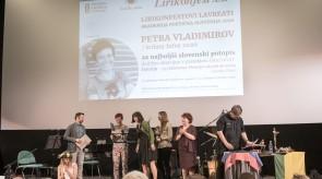"""Podelitev potopisne nagrade """"krilata želva"""" 2020 Petri Vladimirov"""