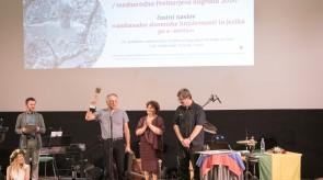 Podelitev mednarodne Pretnarjeve nagrade 2020 Miranu Hladniku