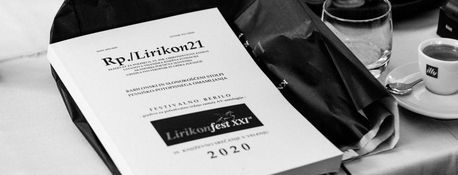 Obrazi 19. Lirikonfesta Velenje (2020) / foto Jurij Vižintin